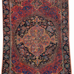 Lot 7118  The Battenberg Medallion Ushak carpet, 17th_century. Henrys Auktionshaus, 11 June, estimate €5,000.