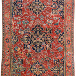 Lot 7120 The The Grote- Hasenbalg star Ushak carpet, 17th_century.. Henrys Auktionshaus, 11 June, estimate NR.