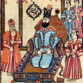 7232-Kirman-Ravar-(Ordered-By-Mohammad-Reza-Khan-Pahlavi),-circa-1910