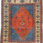 Lot 7277 A Bakhshaish carpet, northwest Persia, late  19th century. Henrys Auktionshaus, 11 June, estimate €3,000.