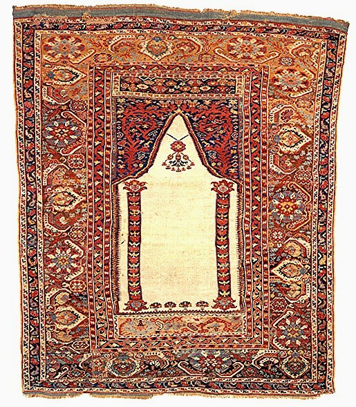 Antique Rugs At Nyics Hali