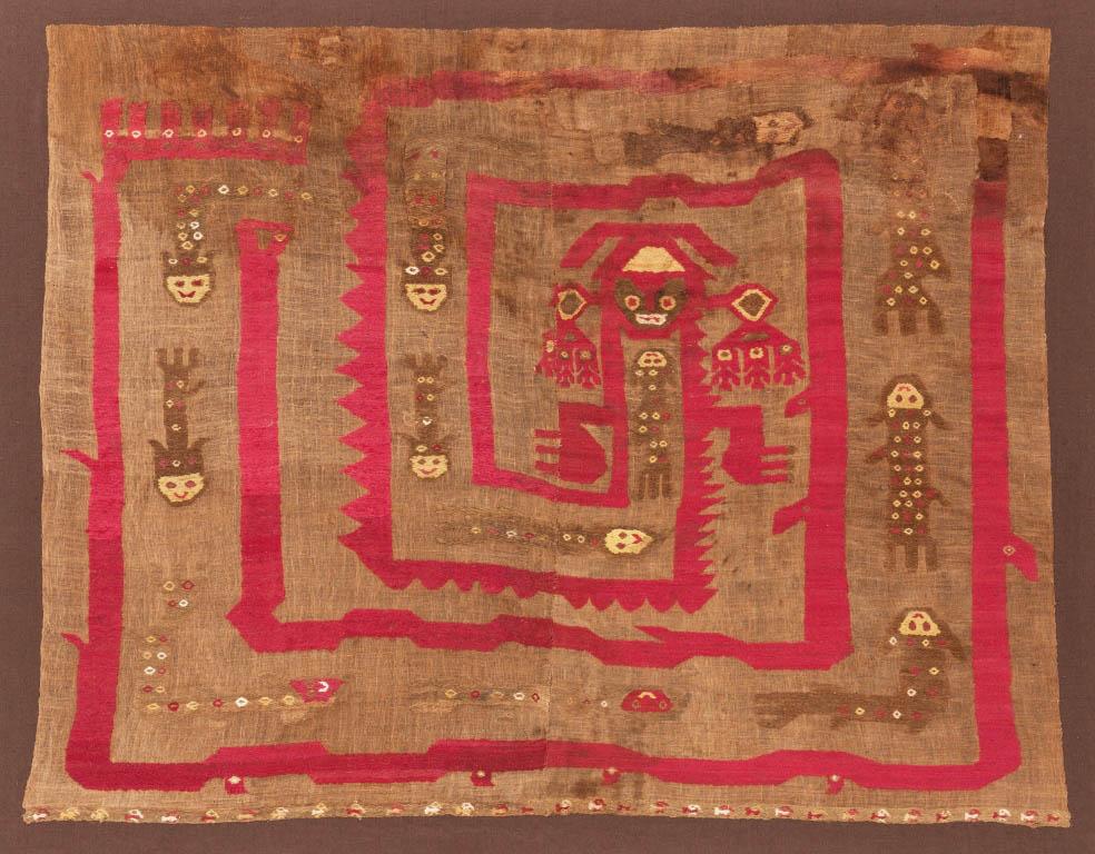 KapilJariwala-DepictingAFishTrap,Peru,tapestry, web