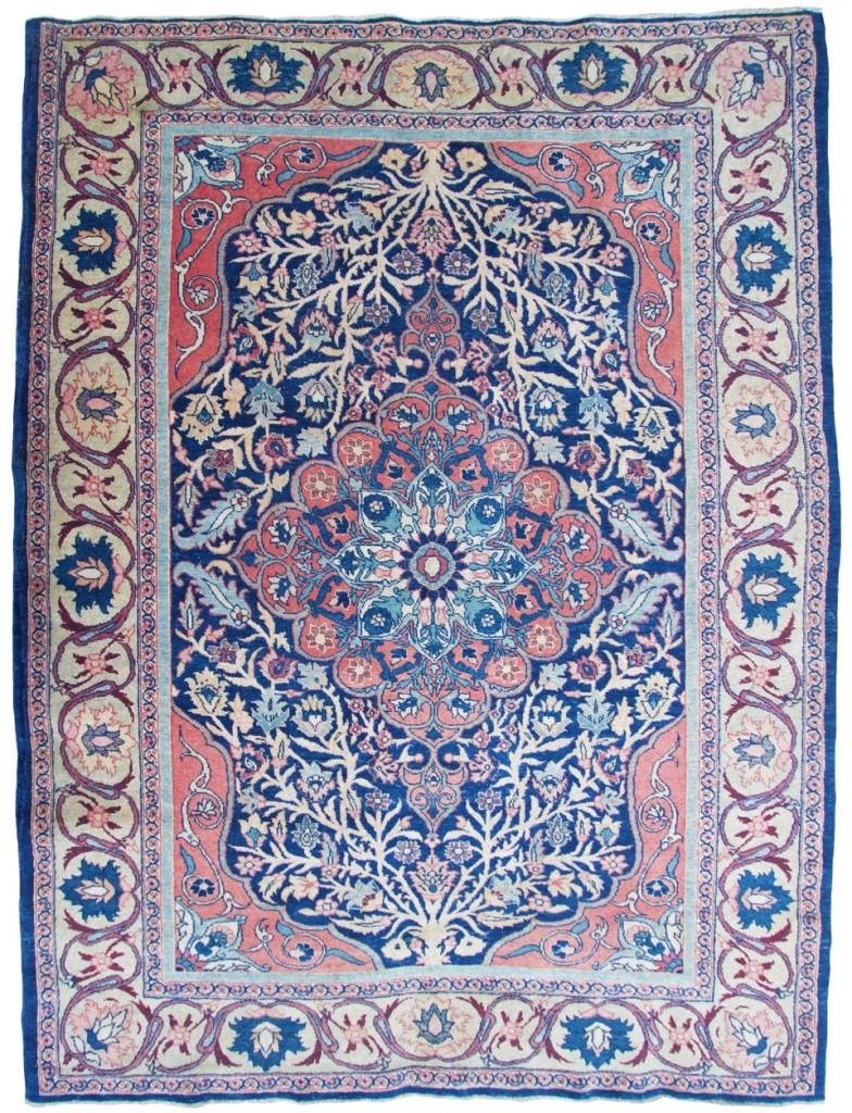 Farnham Antique Carpets, LAPADA 2016