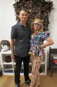 Owen Hargreaves & Jasmine Dahl