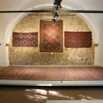 Turkmen Weavings from Italian Collections exhibition