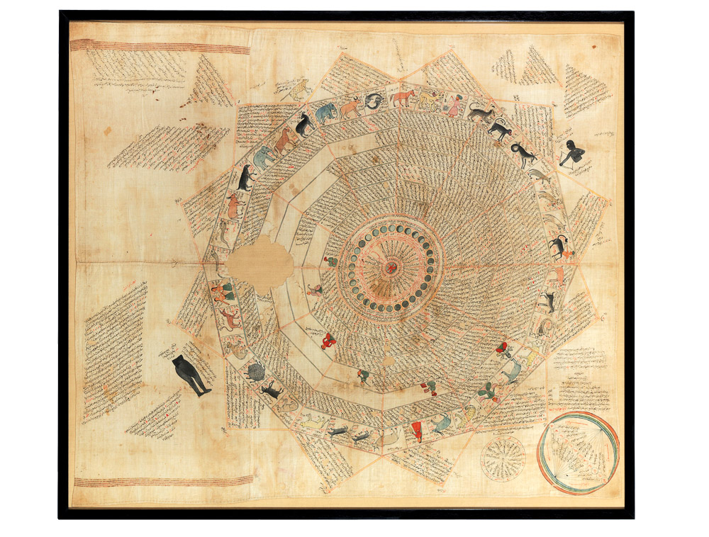 Compendium on Astrology and Geomancy
