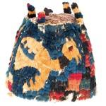 Huari hat, Peru, ca. 400 - 800 AD, 0ft. 7in. x 0ft. 7in. x 0ft. 6in. Lot 205, Austrian Auction Company, 19th November, estimate: € 3.000 – 4.000