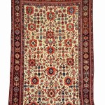 Bakhshaish rug, Northwest Persia, 19th century.