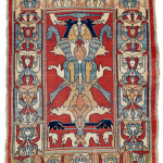 Sehna Carpet, North West Persia, Kurdistan, ca. 1800. Rippon Boswell, Wiesbaden, 3 December, lot 51, The Wollheim Collection, 168 x 121 cm, estimate €5000.00