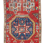 Aksaray carpet, Central Anatolia, Cappadocia, first half 18th century. Rippon Boswell, Wiesbaden, 3 December, lot 44, The Wollheim Collection, 290 x 96 cm, estimate €5,500.00