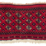 Salor Torba, Central Asia, West Turkestan, ca. 1800. Rippon Boswell, Wiesbaden, 3 December, lot 149, 60 x 110 cm, estimate €7,500.00
