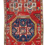 Lot 0044 First half 18th century, 290 x 96 cm, Central Anatolia, Cappadocia. Sold For €30,000 hammer. Estimate: €5,500-€11,000