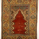 Lot 0241 Mid 17th century, 168 x 133 cm, West Anatolia, Mansia Province. Sold For €29,000 hammer. Estimate: €14,500-€29,000