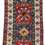 Kazak rug. Madras Carpets di Parvizyar Khosrov