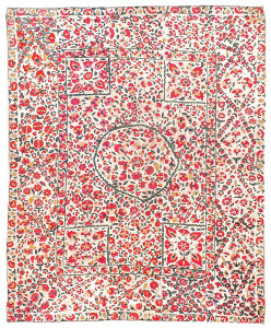Suzani, Bukhara. Madras Carpets di Parvizyar Khosrov