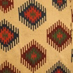 Lot 216, Aksaray kilim, €11,070