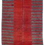 Yürük Kilim.  Lot 185. West Anatolia, Manisa province. 226 x 165 cm. Mid 19th century. Estimate €2,200.00 - 2,600.