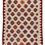 Aksaray Kilim. Lot 216. Central Anatolia. 436 x 170 cm. Second half 19th century. Estimate €6,000.00 - 7,500.