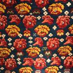 Zeikhur rug (detail), northeast Caucasus, 19th century. Hagop Manoyan, New York