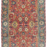 CHRISTIE'S LONDON, 27 APRIL 2017. LOT 197. SIGNED 'PETAG' TABRIZ CARPET, NORTH WEST PERSIA, CIRCA 1920. 18FT.4IN. X 12FT.8IN. (556CM. X 387CM.). ESTIMATE £22,000 – 28,000