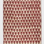 Phulkari, 20th century. Artist/maker unknown, Punjabi. Handspun cotton plain weave (khaddar) with silk embroidery in running, darning, pattern darning, herringbone, split, stem and cross stitches, 9 feet 5 inches × 58 inches (287 × 147.3 cm). The Jill and Sheldon Bonovitz Phulkari Collection.