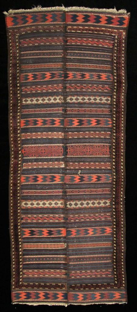 Jan-Beghi, 118 x 289, 19C