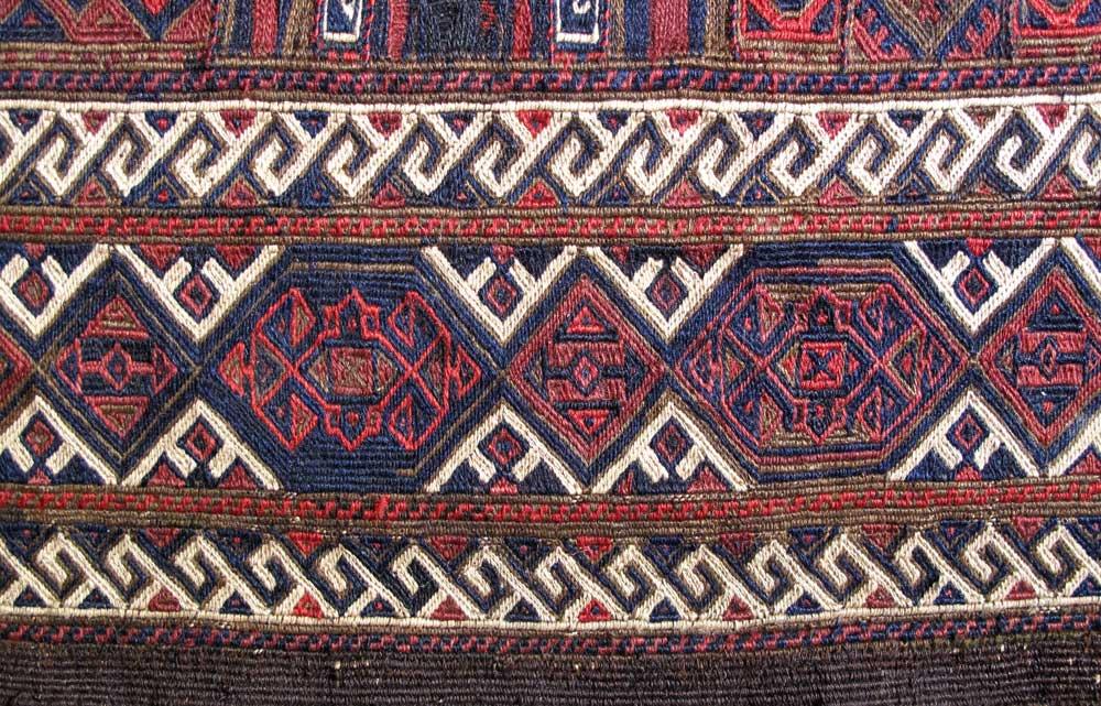 Sangtshuli detail, 140 x 285, 1850