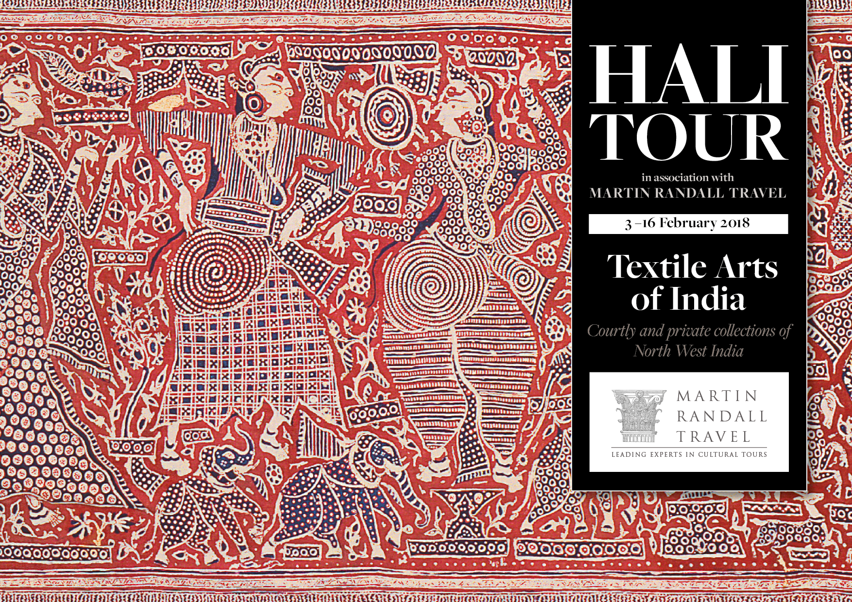 HALI_Tour_Brochure_India2018