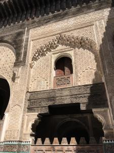 Madrasa Bou Inania, Fez