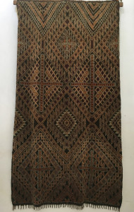 Ait Youssi n'Enjil rug, Middle Atlas, early 20th century, Dar Batha Museum, Fez