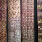 Silk belts, Fez, Khalid Art Gallery, Marrakesh