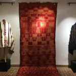 Special textile focussed exhibition, Khalid Art Gallery, Marrakesh