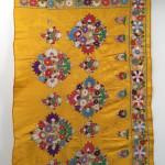 Curtain fragment, Tetouan, 19th century, Tamy Tazi Collection, Marrakesh