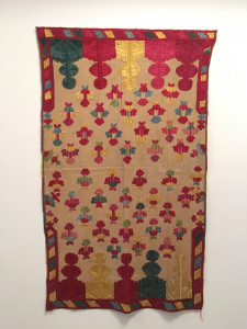Mendil table cover, Fez, 19th century, Tamy Tazi Collection, Marrakesh
