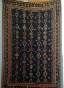 Rug, Ait Ouaouzguite, late 19th century, Dar Jamai Museum, Meknes