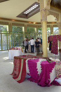El Kholti Collection presented at Palais Tazi, Rabat