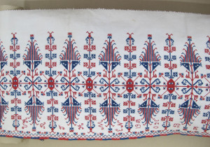 Folk embroidery by the Székely people
