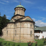 Cozia Orthodox monastery, burial place of the Romanian kings