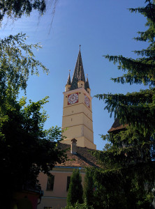 St Margaret Church, Mediaş