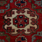 Detail from a Holbein rug