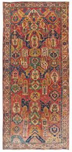 South Caucasian Dragon Carpet