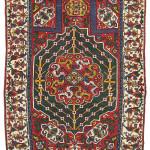 A Caucasian Prayer Rug, late 18th century.