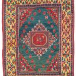 A West Anatolian 'Ghirlandaio' Rug