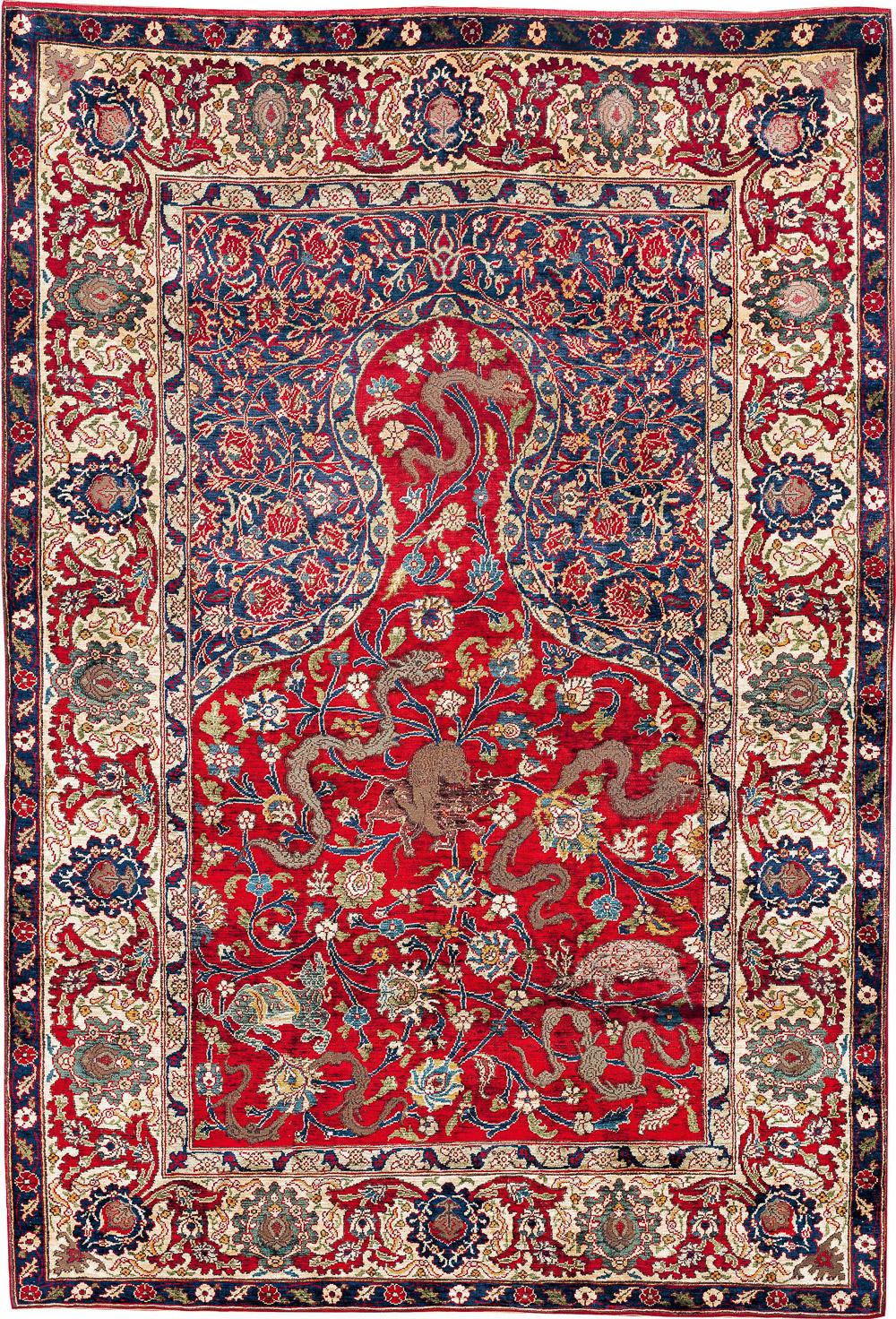 Kumkapi rug, Arkas Collection