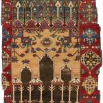 Lot-29_Konya-column-rug-(fragmentary)