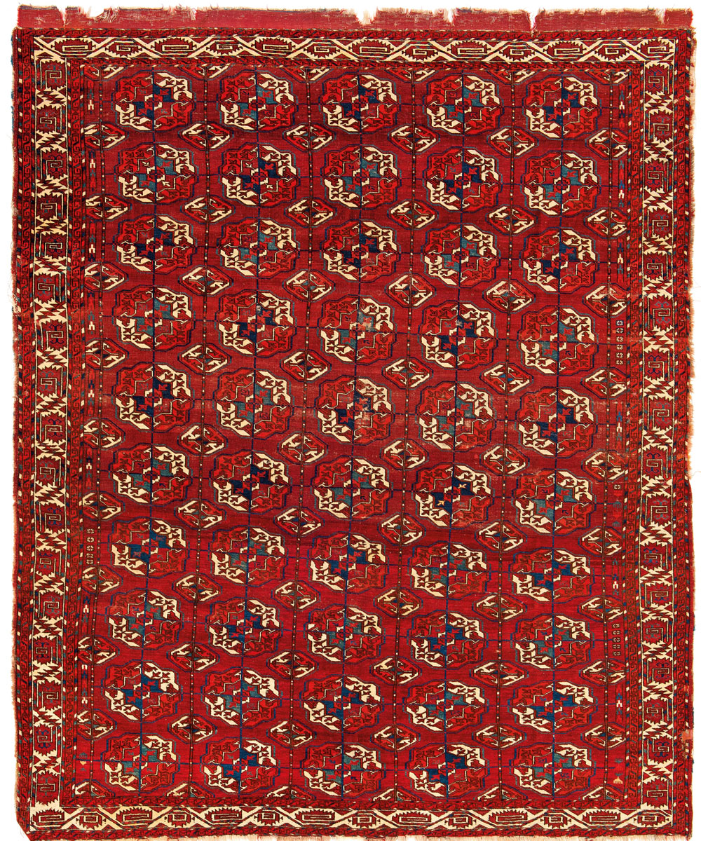 Tekke Main Carpet.