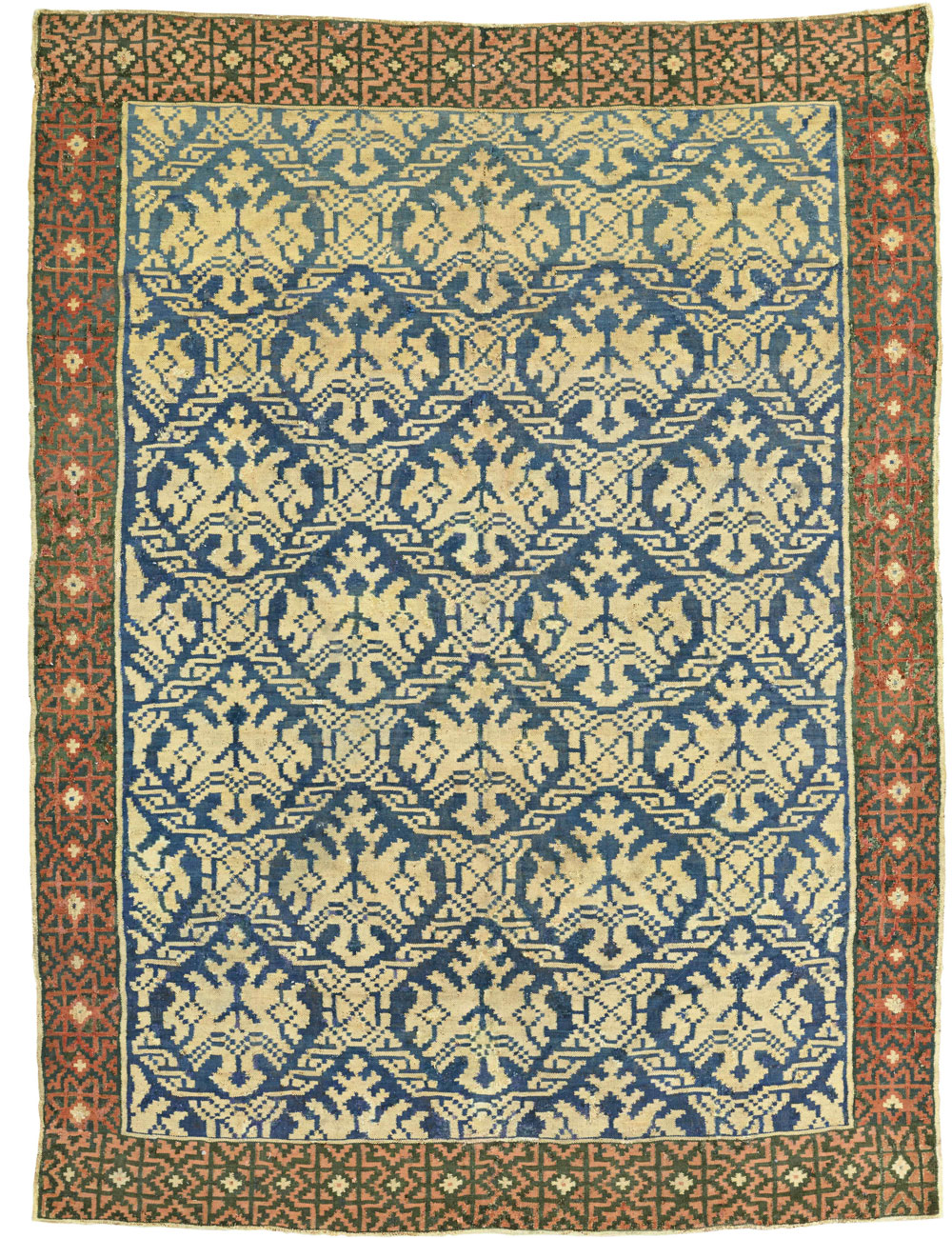 Carpet, Spain, possibly Alcaraz