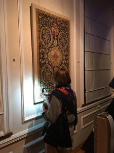 'Silk Treasures' at ANMA, Baku