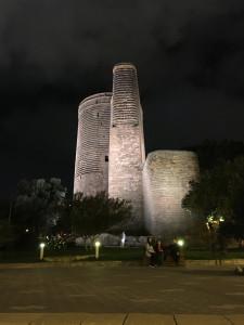'Maiden's Tower', Baku