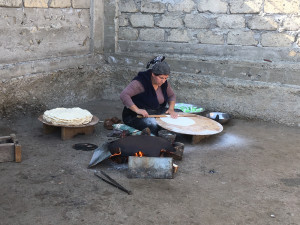 Lunch preparation, Karachopt